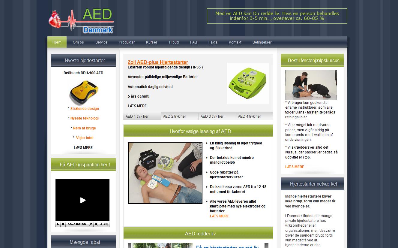 AED Danmark
